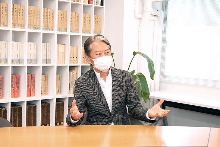 田中さんとの対談-3