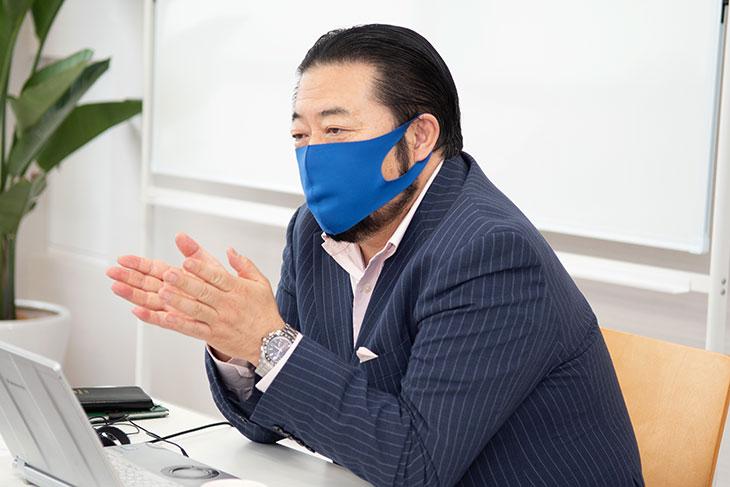 目黒さんとの対談-2