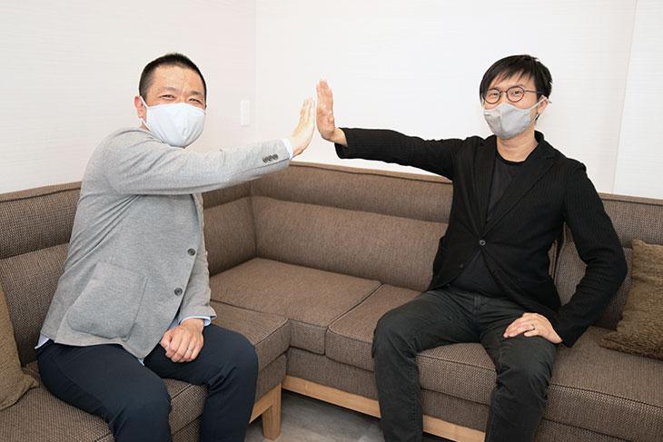 太刀川さんとの対談-4